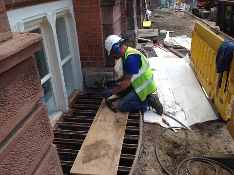 Glasses Frame Repair Liverpool : Crosshall Building, Liverpool - Conservation and new-build ...