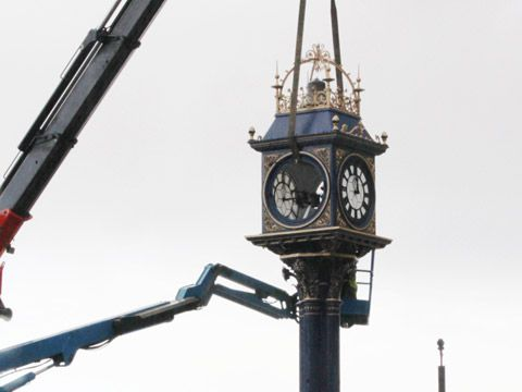Hastings Clock