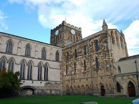 Hexham Abbey, Northumberland - The Abbey